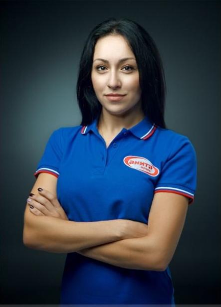 Сусанна Пономарёва